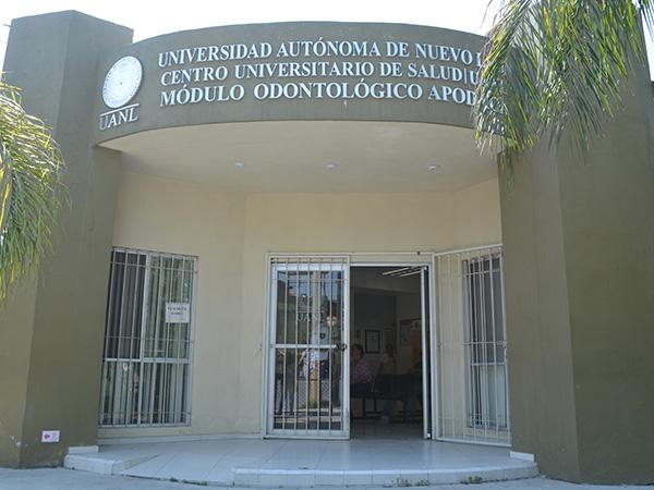 Módulo Dental Apodaca Centro Universitario De Salud